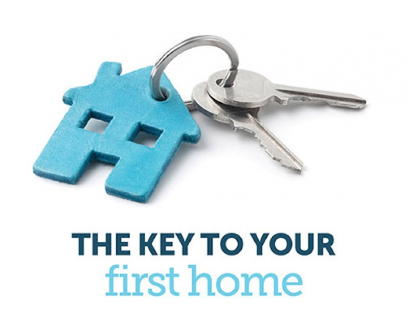 The Key To Your First Home